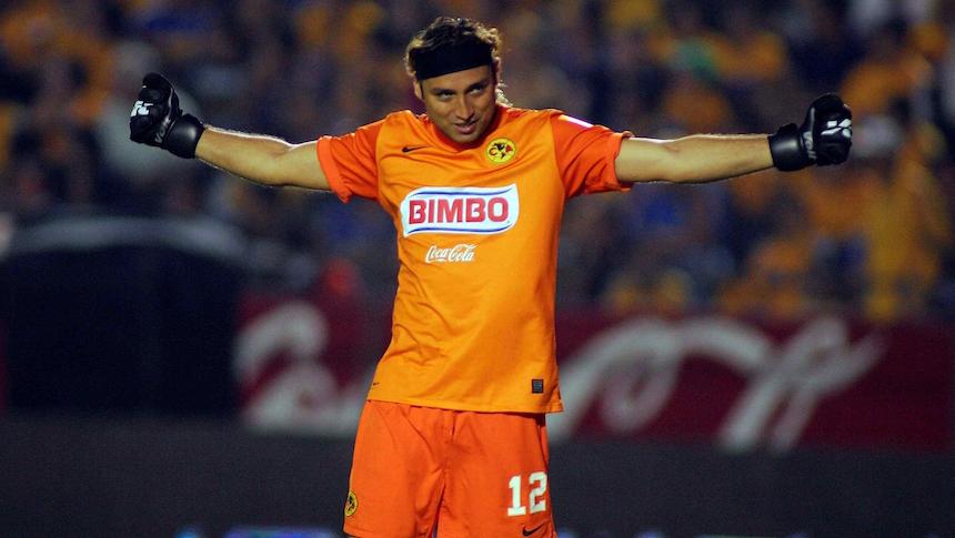 Armando Navarrete: De portero del América a jugador de equipos 'fantasma'