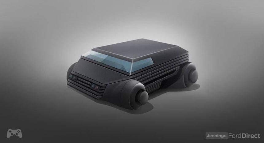 Videojuegos - Auto PlayStation