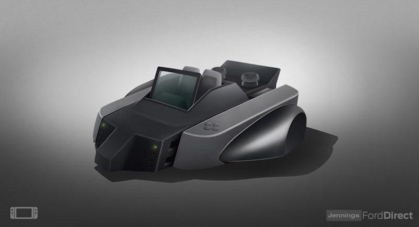 Videojuegos - Auto Nintendo Switch