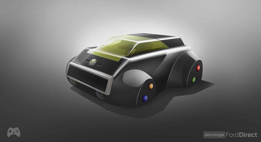 Videojuegos - Auto Xbox