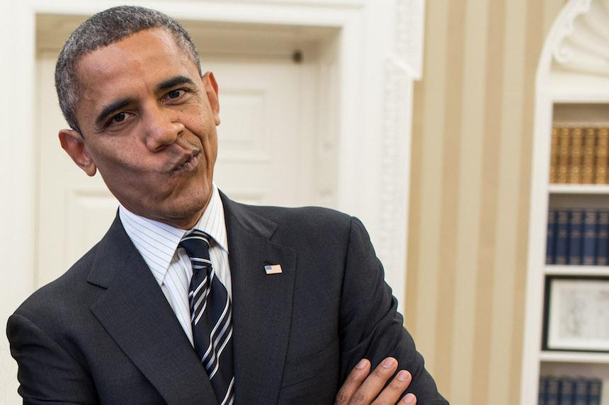 Expresidente Barack Obama, Obamacare