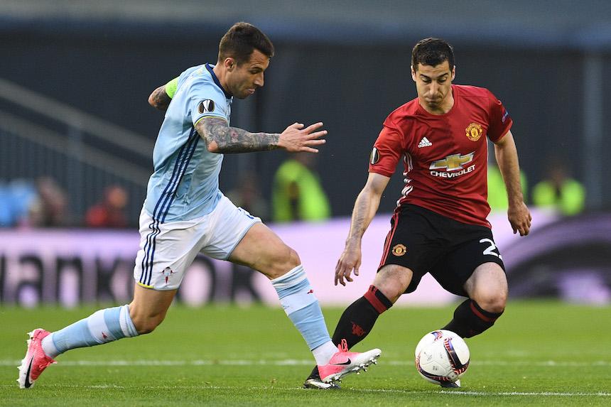 Celta Vigo v Manchester United - UEFA Europa League - Semi Final: First leg