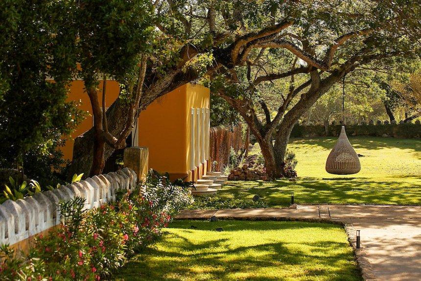 Yucatán - Zonas del Chablé Resort & Spa