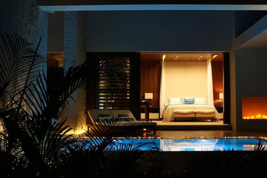 Yucatán - El hotel Chablé