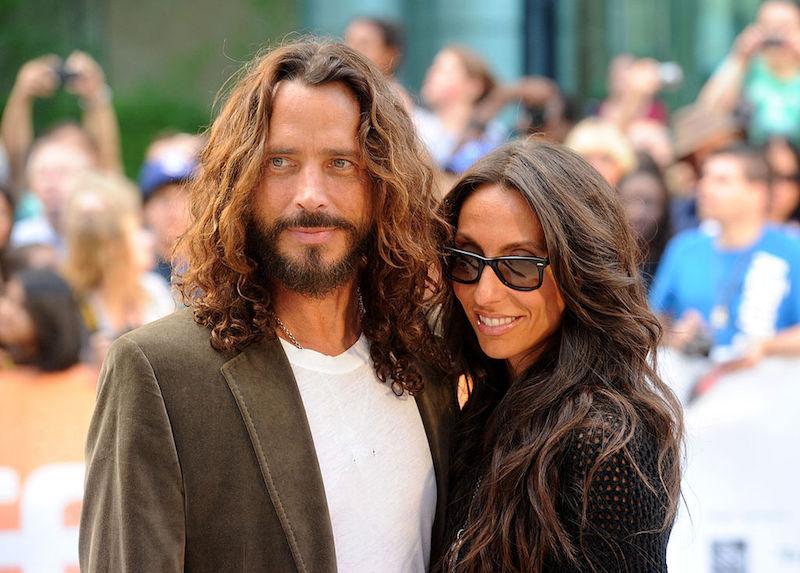La emotiva carta de despedida de la esposa de Chris Cornell