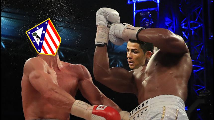 Ya están aquí fresquecitos los mejores memes del Real Madrid vs Atlético