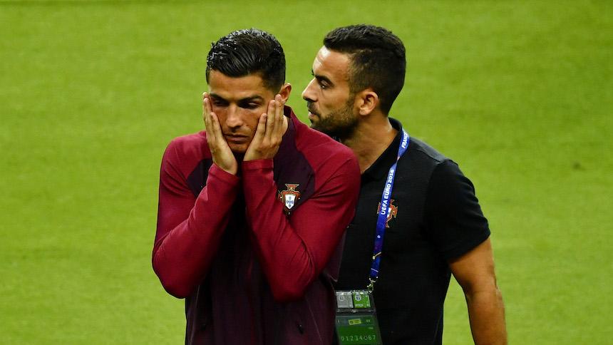¡Cristiano Ronaldo también está metido en problemas fiscales!
