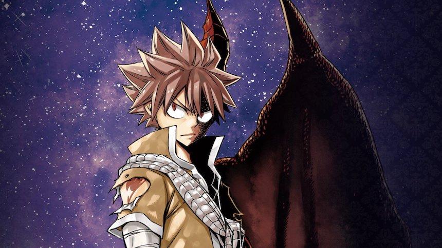 Póster de Fairy Tail: Dragon Cry