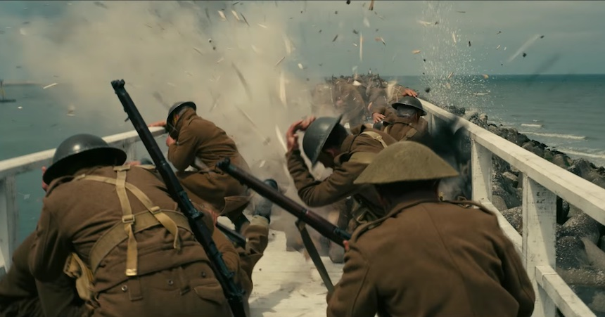 Nuevo trailer de Dunkirk