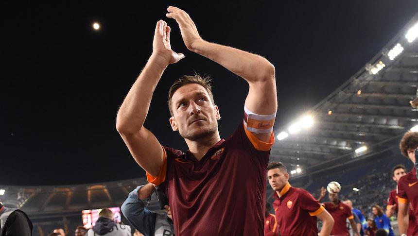 Francesco Totti: Il Capitano que es pura nostalgia