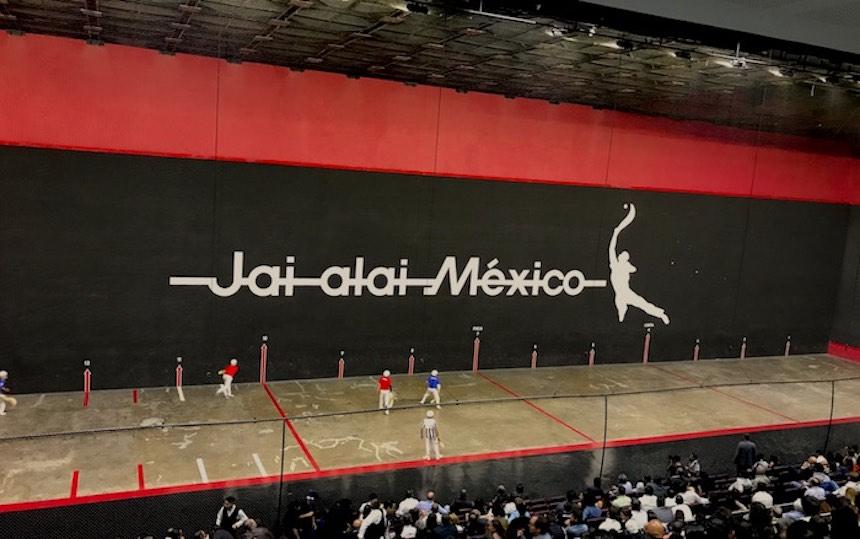 Cancha - Frontón México