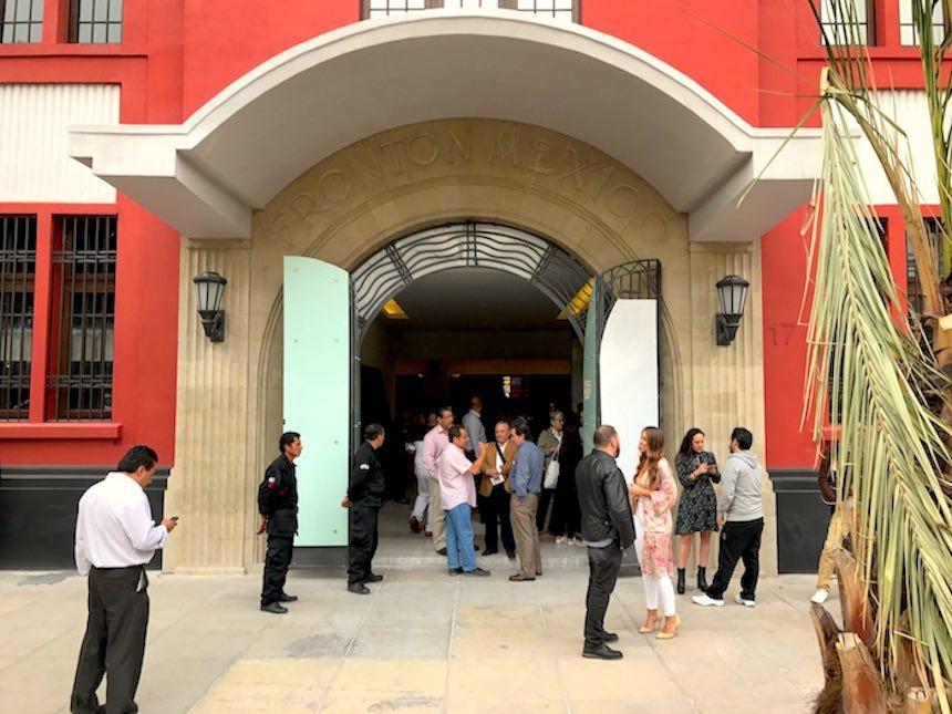 Vagando - El Frontón México