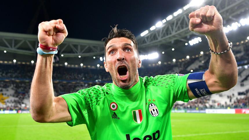 Gianluigi Buffon y su última oportunidad de ganar la Champions