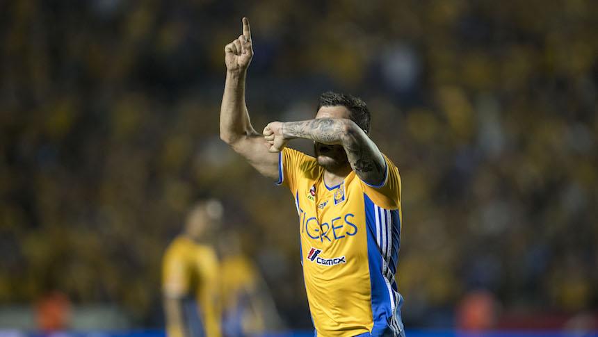 ¡Gignac se vistió de héroe en la final de ida y le sacó el empate a Chivas!