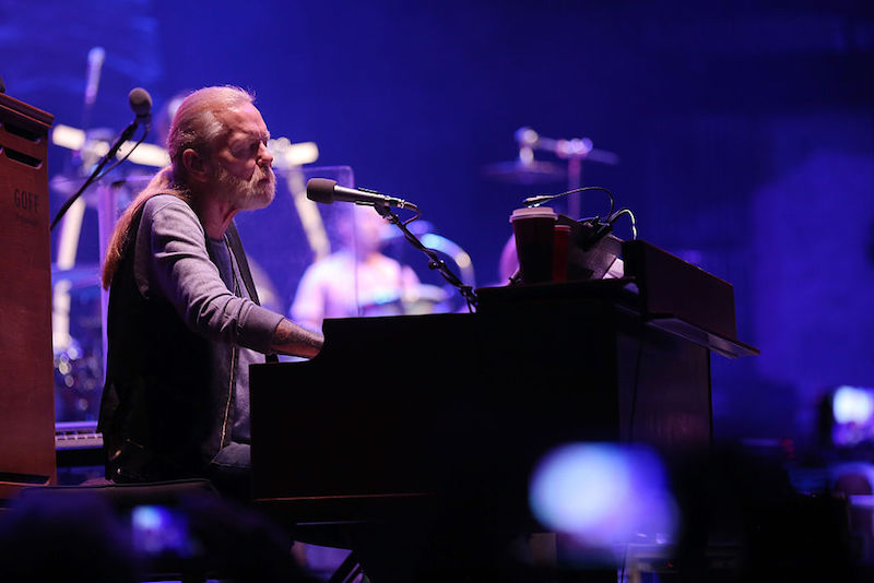 Gregg Allman de The Allman Brothers Band fallece a los 69 años