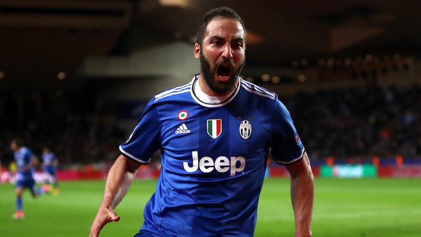 ¡Juventus pone un pie en la final de la Champions League!