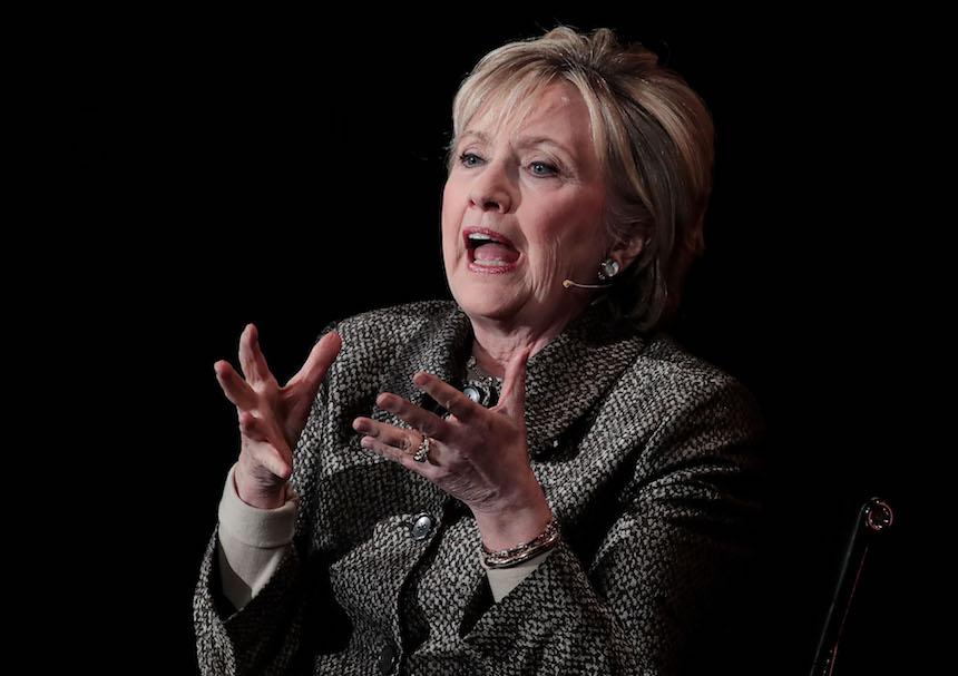 Hillary Clinton achaca su derrota presidencial a Rusia, el FBI y Wikileaks