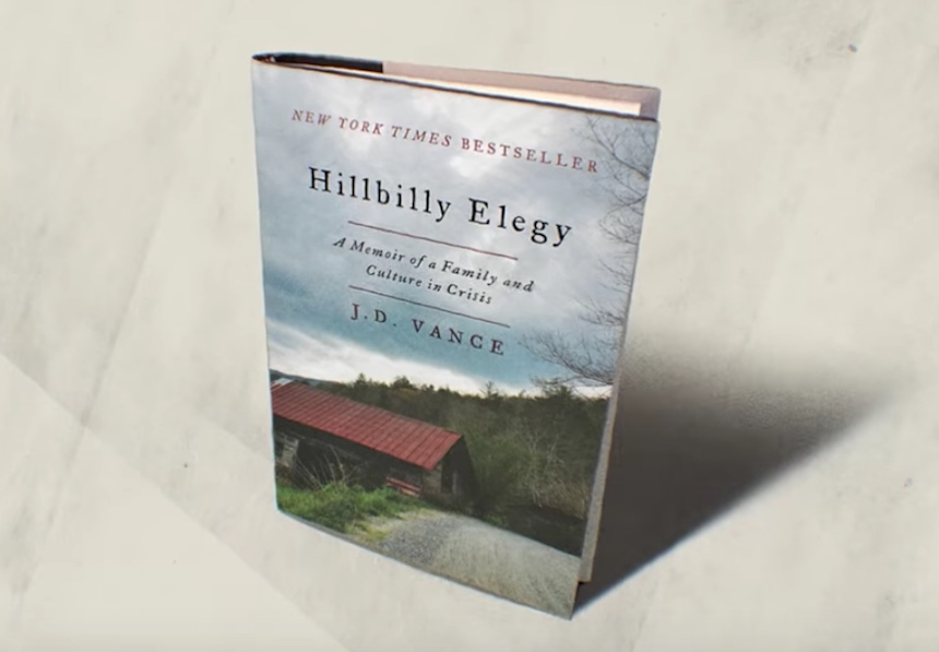 Hilbilly Elegy - J.D. Vance