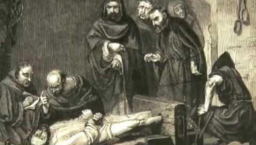 Vagando - La Santa Inquisición
