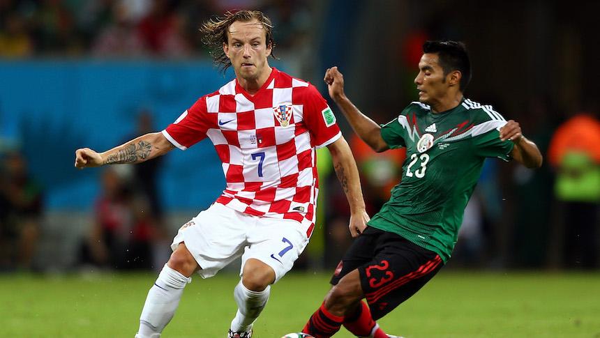 ¿Quiénes quedan en El Tri del partido contra Croacia en el Mundial 2014?