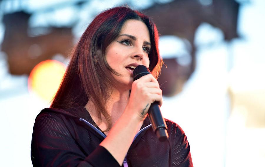 Lana Del Rey al fin revela la fecha del lanzamiento de su nuevo disco