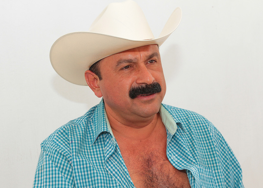 "Hilario Ramírez ""Layín"", candidato a la gubernatura de Nayarit"