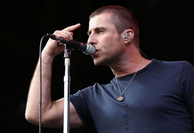 Liam Gallagher dará concierto benéfico en Manchester