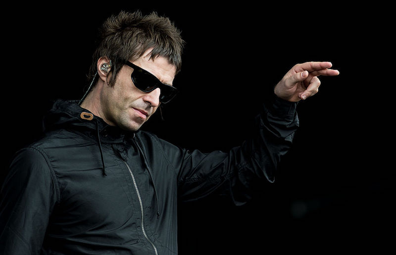 Liam Gallagher celebrará a Sgt. Pepper's con una línea de ropa exclusiva