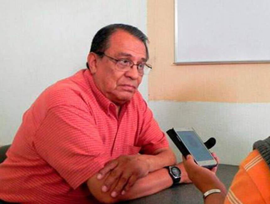 Maximino Rodríguez, periodista asesinado
