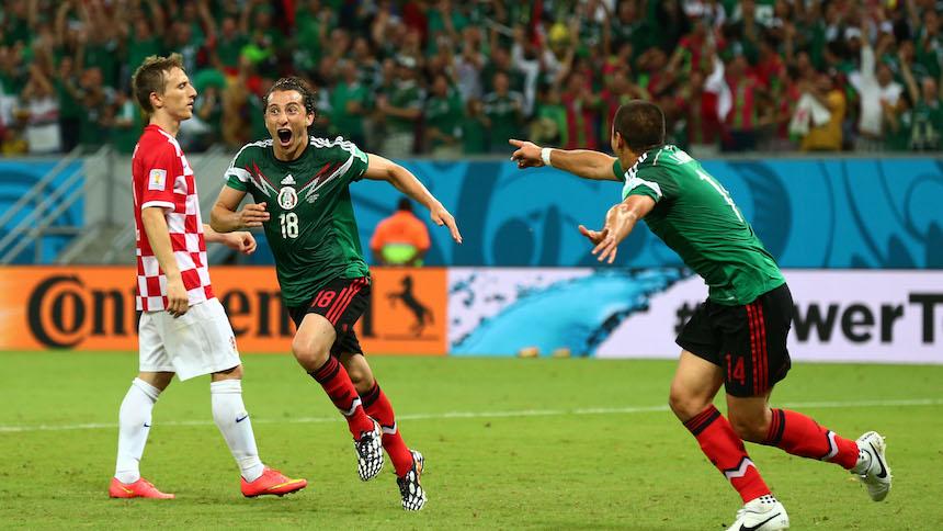 Inicia el verano Tricolor: México vs Croacia en vivo aquí