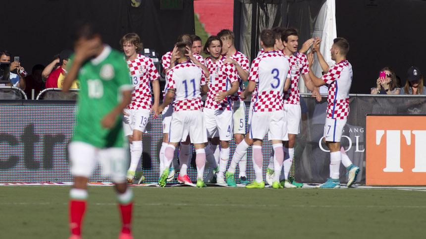 Segunda derrota en la era Osorio: México pierde con Croacia