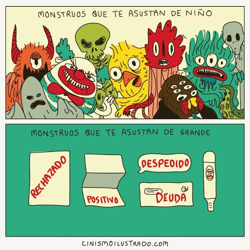 Imágenes - Monstruos