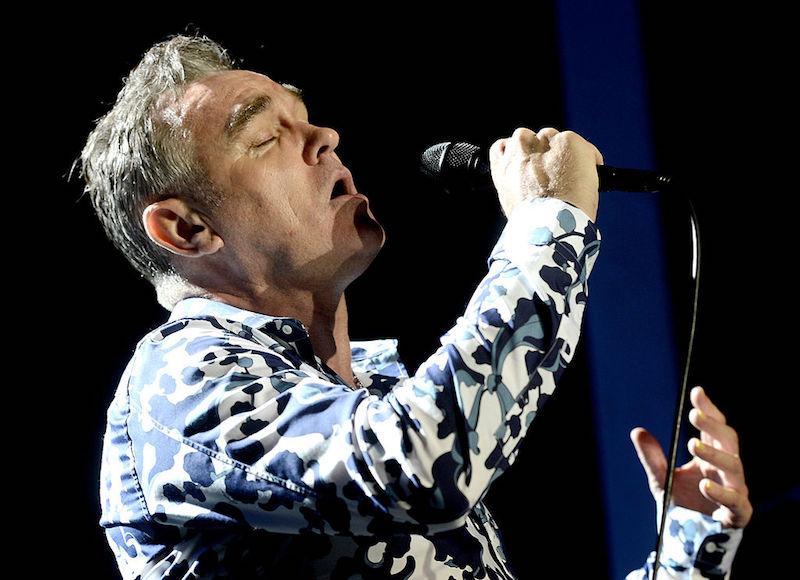 El furioso mensaje de Morrissey tras el atentado de Manchester