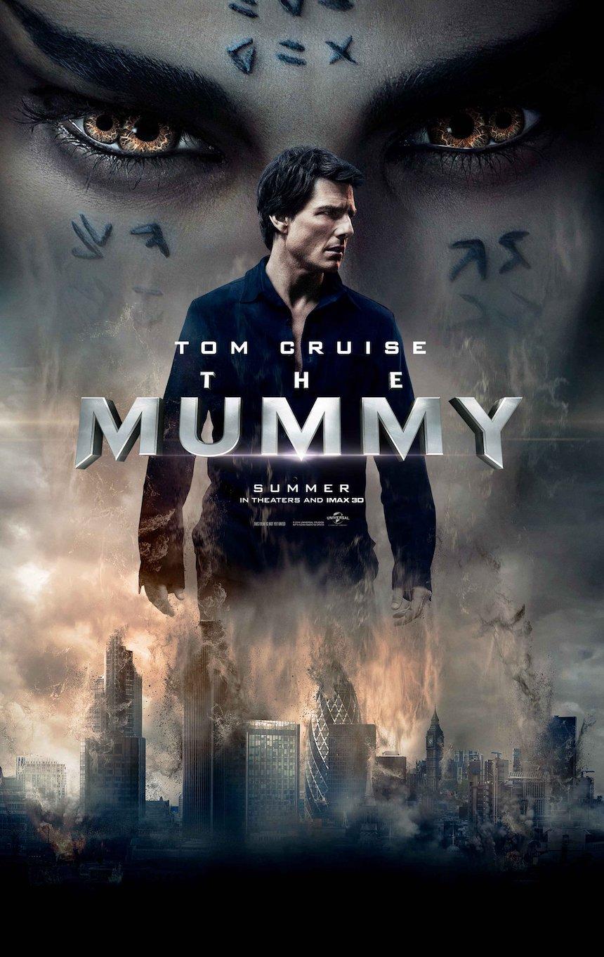 Póster de The Mummy