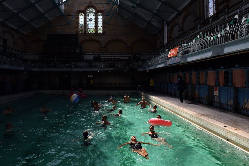 asqueroso adulterio Deportes acuáticos