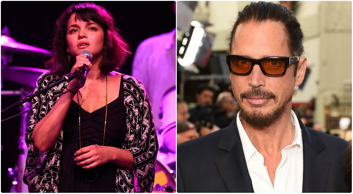 "Norah Jones coverea ""Black Hole Sun"" en honor a Chris Cornell"