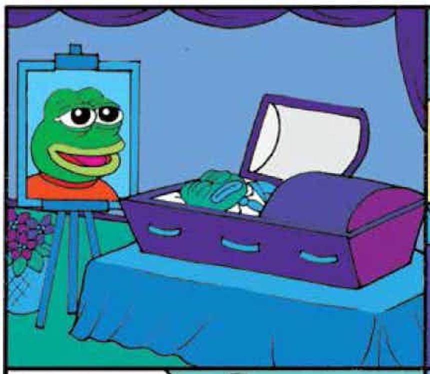 Pepe la Rana - Funeral