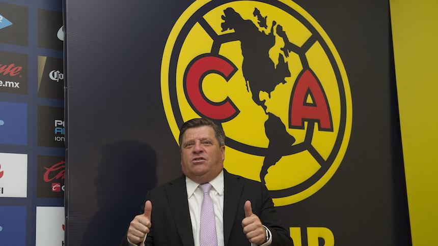 Miguel Herrera será presentado este martes como técnico del América