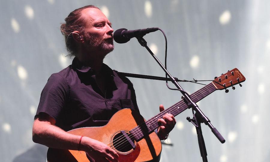 """Radiohead lanzará """"I Promise"""" como su nuevo sencillo"""