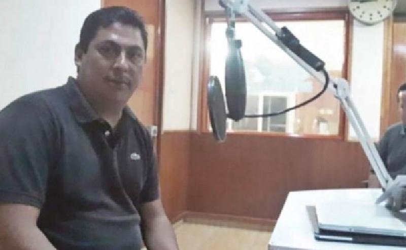 Salvador Adame Pardo, director del canal