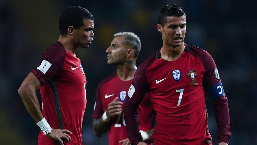 ¡Portugal va con todo y Cristiano Ronaldo a la Confederaciones!