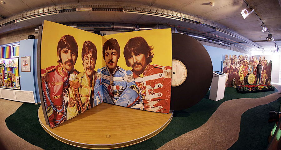 Cinco discos que nacieron por culpa del 'Sgt. Pepper's' de The Beatles