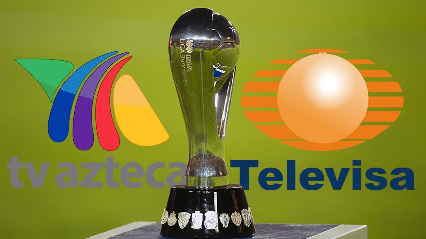La final de ida entre tigres y chivas va por tv azteca y for Espectaculos recientes de televisa