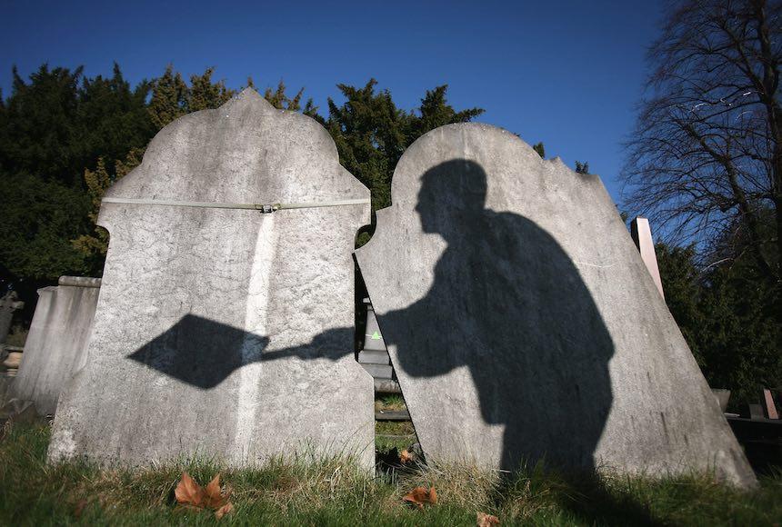 Lápidas de tumbas