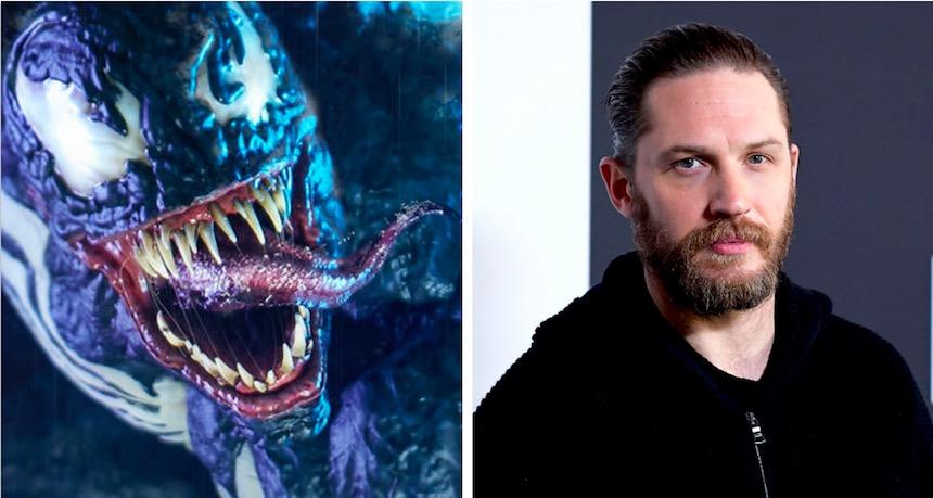 Tom Hardy interpretará a Venom