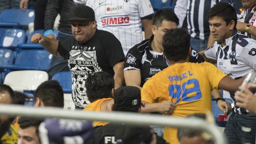 Súper Deportivo Vetan el estadio de Monterrey por un partido