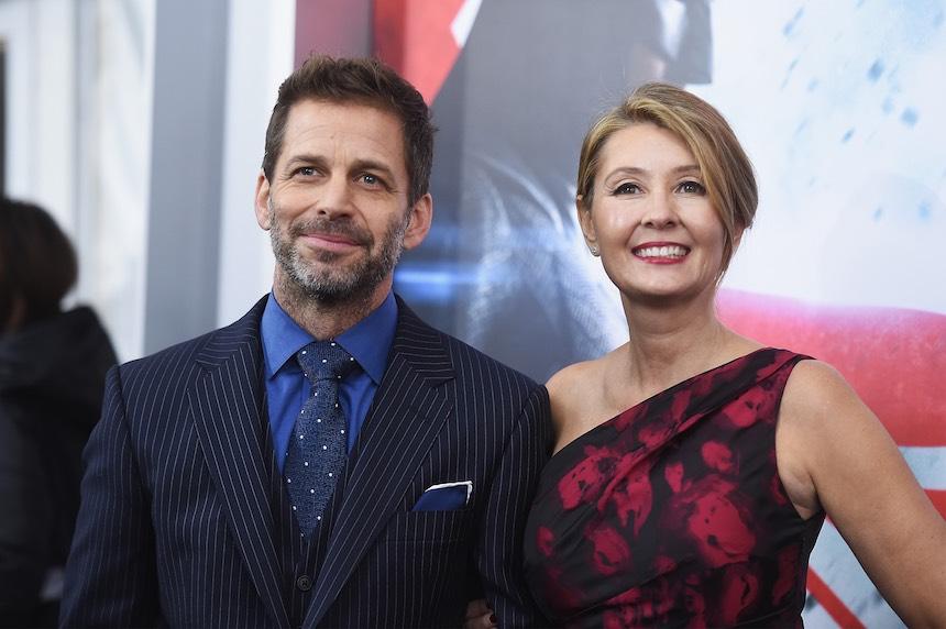 Zack y Deborah Snyder