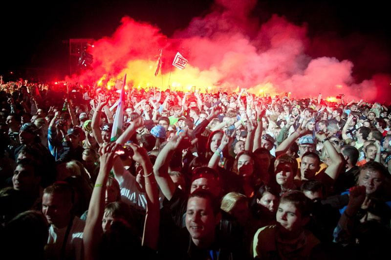 Copa Confederaciones: Esta es la música que se escucha en Rusia