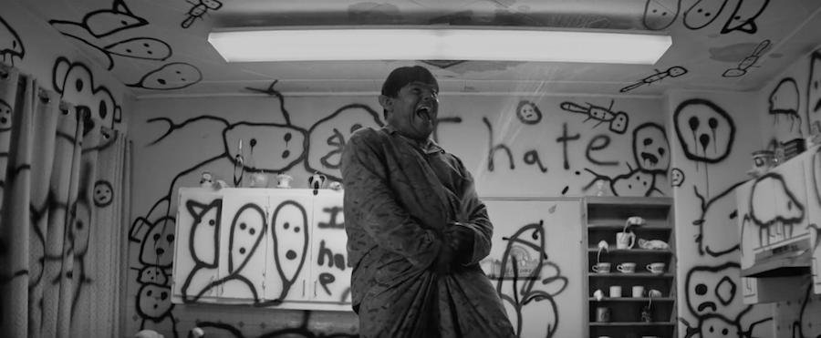 Miren 'Tommy Can't Sleep' el corto de Die Antwoord con Jack Black