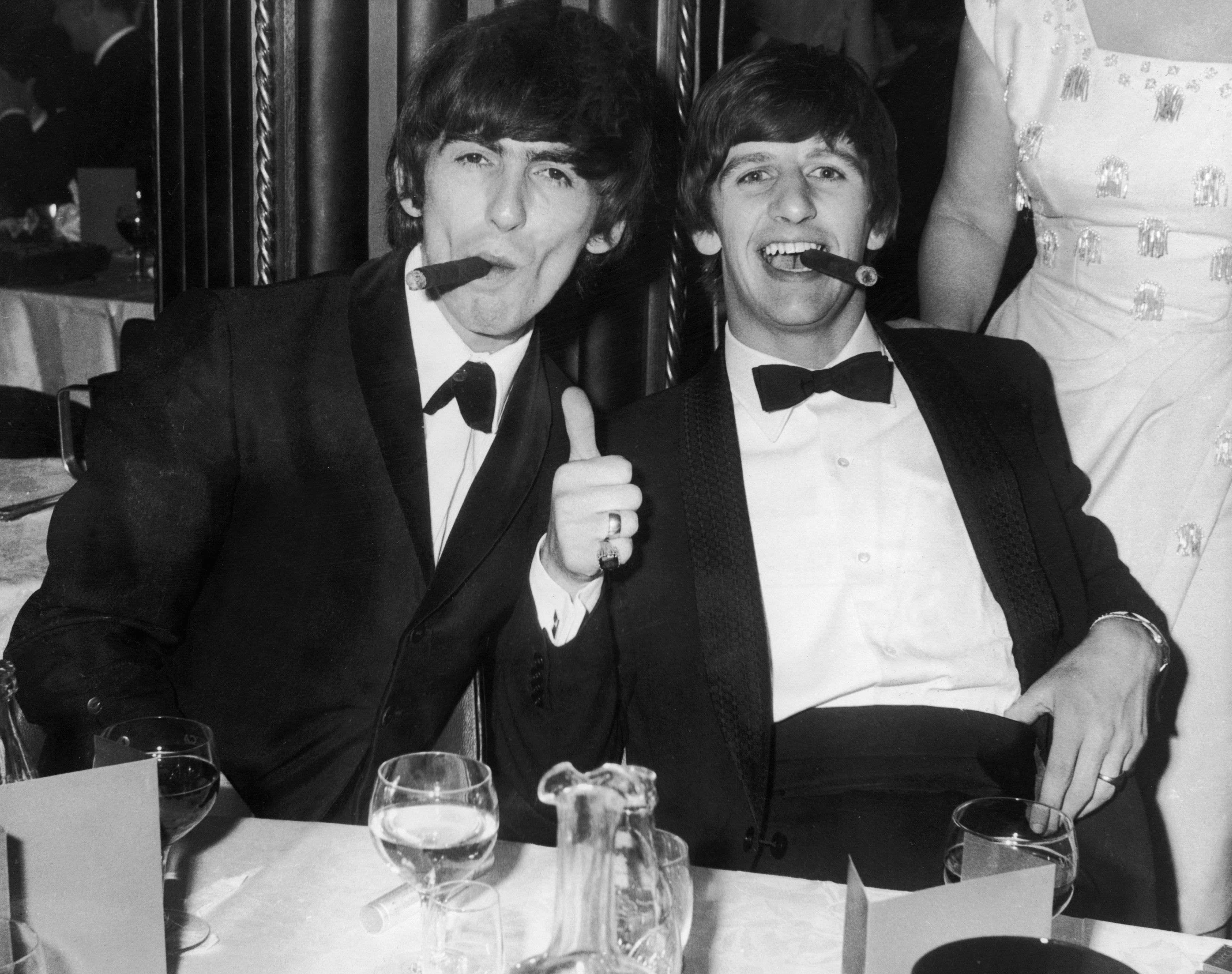 Encuentran canción perdida de George Harrison dedicada a Ringo Starr